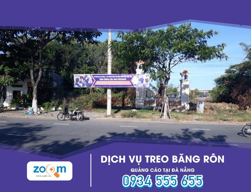 Làm băng rôn quảng cáo tại Đà Nẵng