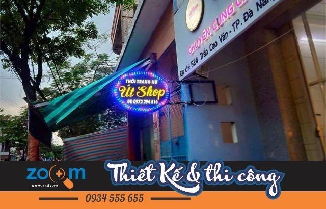 Biển hiệu quảng cáo mica ở Đà Nẵng