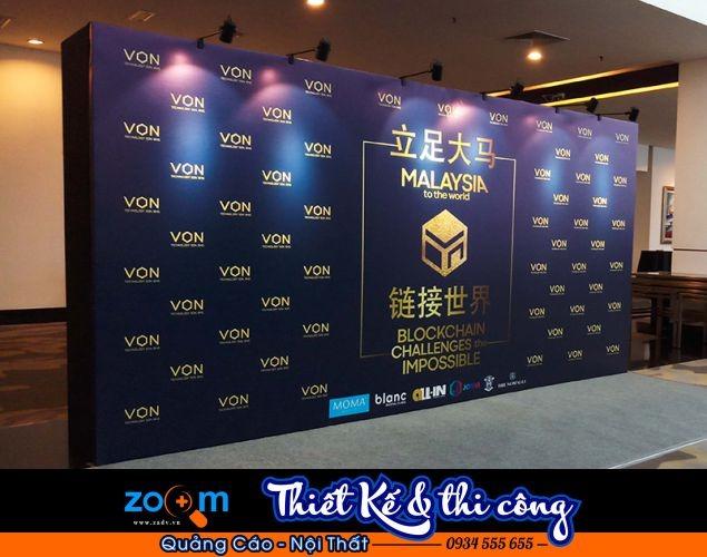 mẫu backdrop tại đà nẵng