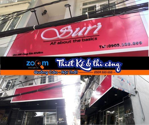 Thiết kế thi công quảng cáo tại Đà Nẵng