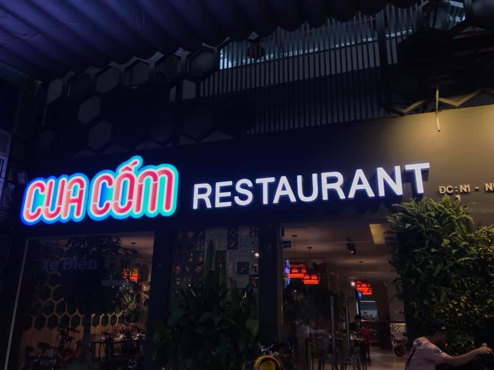 báo giá bảng hiệu alu tại Đà nẵng giá rẻ