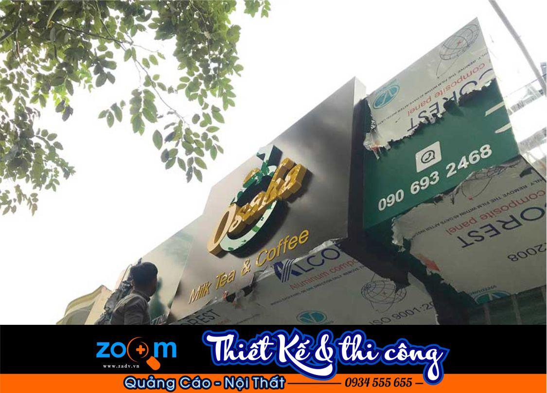Làm bảng hiệu quận Hải Châu Đà Nẵng