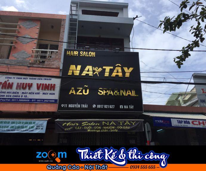 Làm bảng hiệu ALu giá rẻ quận Hải Châu Đà Nẵng