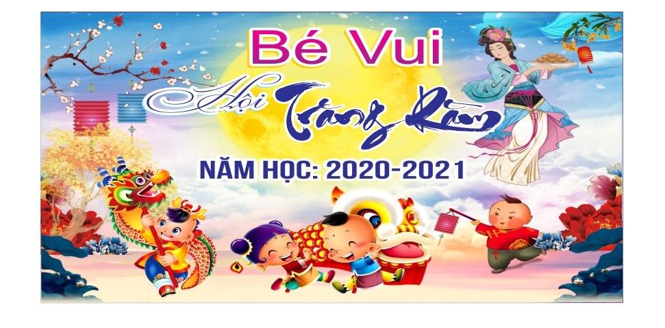 Làm backdrop trung thu giá rẻ ở Đà Nẵng