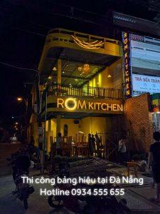 top bảng hiệu chữ mica tại Đà Nẵng
