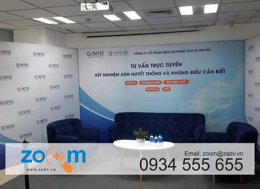 Thi công khung backdrop giá rẻ tại Đà Nẵng