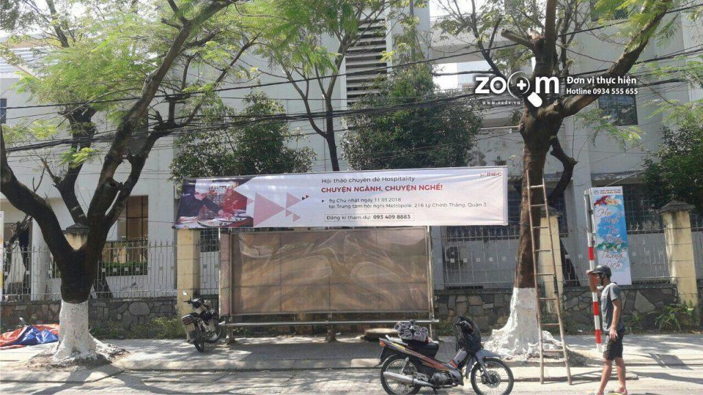 Dịch vụ xin phép treo băng rôn tại Đà Nẵng giá rẻ