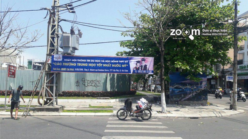 Dịch vụ treo băng rôn ở Đà Nẵng