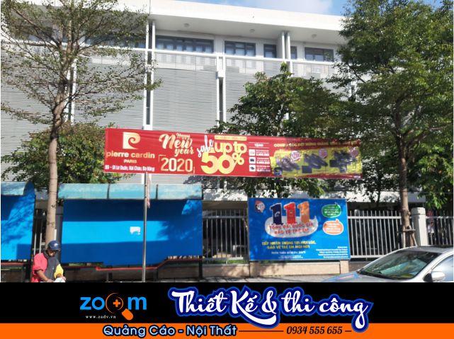 Dịch vụ treo băng rôn giá rẻ tại Đà Nẵng