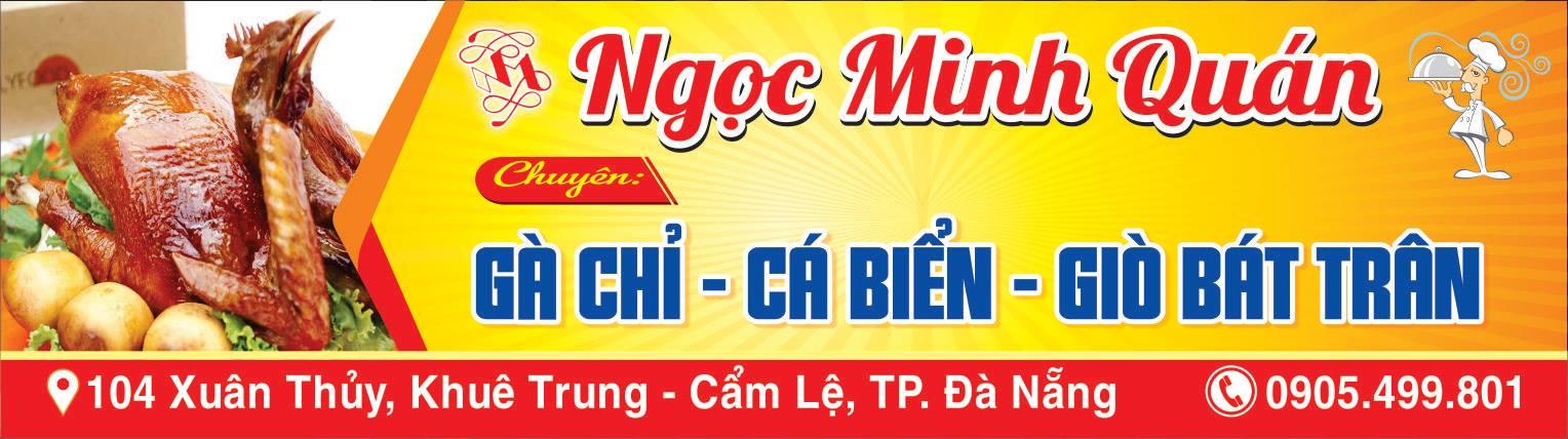 Thiết kế in bạt bảng hiệu quán nhậu tại Đà Nẵng