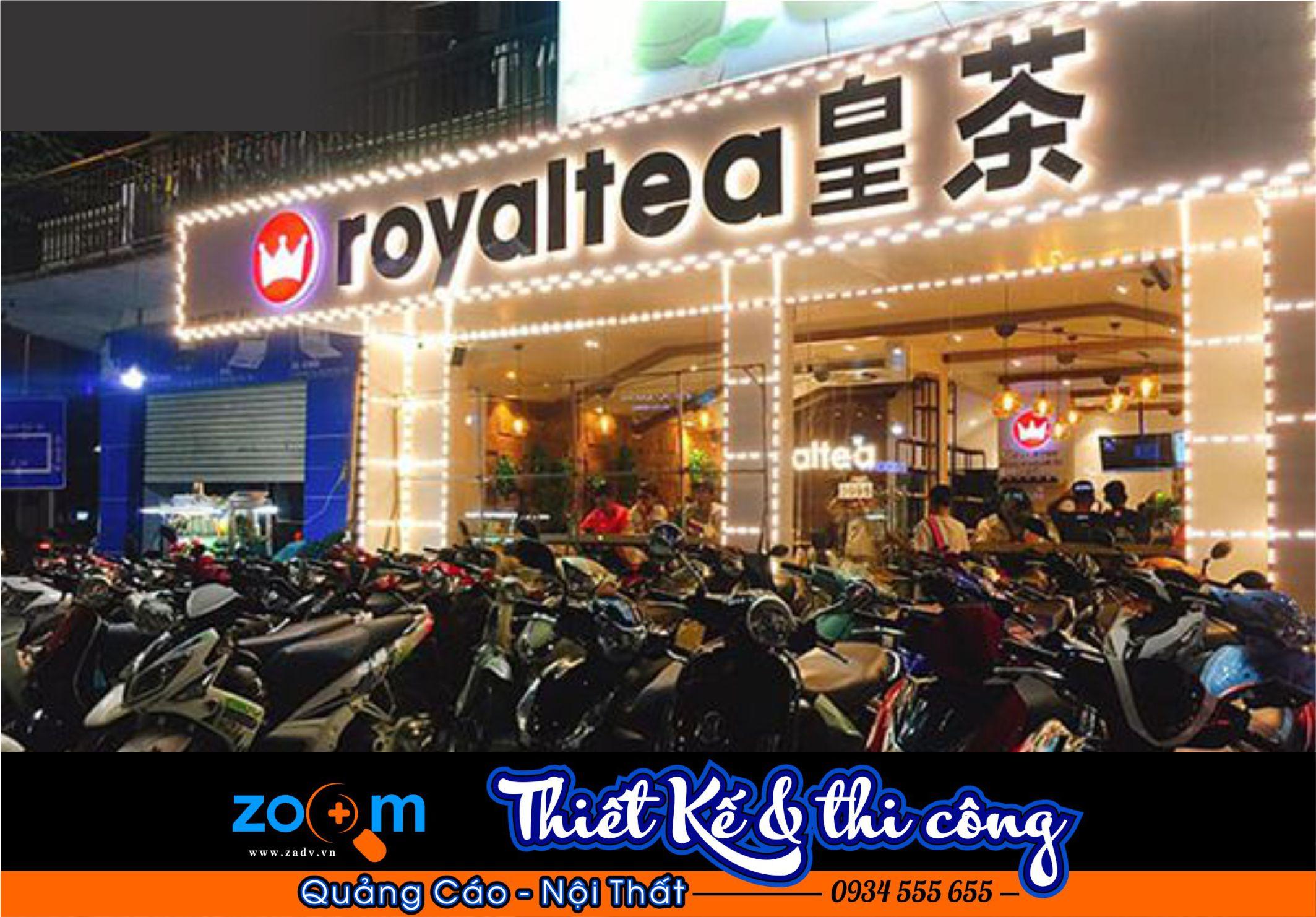 Làm bảng hiệu ALu giá rẻ đường Nguyễn Văn Linh Đà Nẵng
