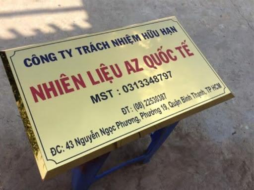 Thi công bảng hiệu tại Đà Nẵng